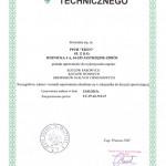 Urząd Dozoru Technicznego UC-07-42-N/2-15
