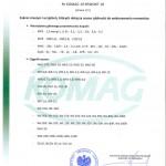 Certyfikat KOMAG str2.